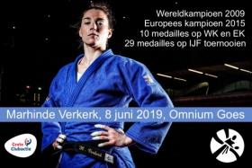 JudoGoes-dag met Marhinde Verkerk