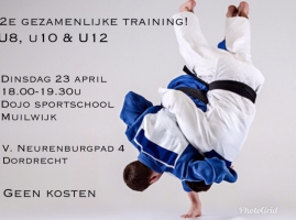 Gezamelijke training u8 u10 en u12 Muilwijk