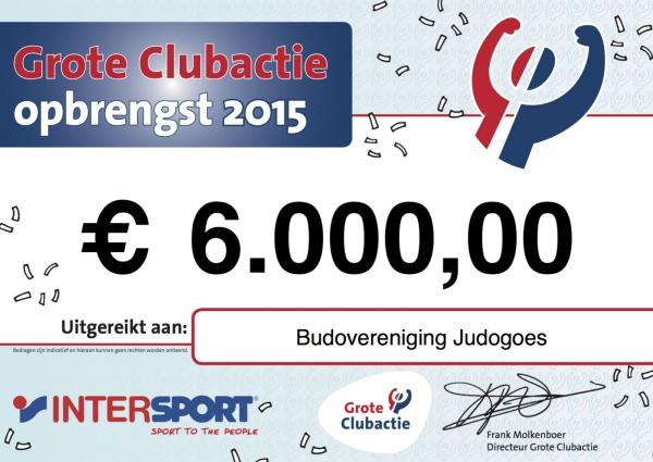 d0d1fc9b4b8 Manon Dekker verkoopt meeste Grote Clubactie loten - JudoGoes Nieuws ...