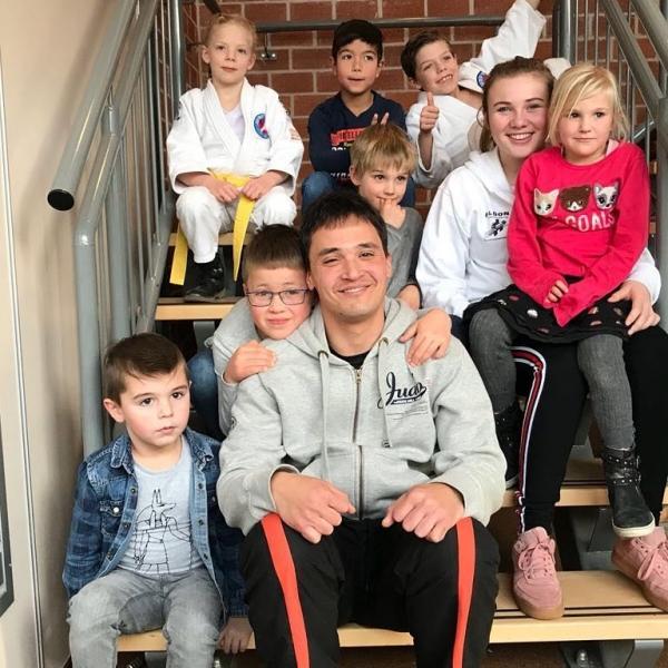 86695a54633 Meester Remco geslaagd - JudoGoes Nieuws - JudoGoes