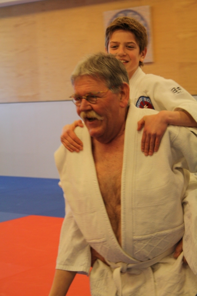 f166827be53 Ouder-Kind judo met hindernissen - JudoGoes Nieuws - JudoGoes
