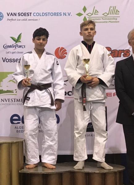 9cfc98ac499 Vijf prijzen op Soeverein Judocup - JudoGoes Nieuws - JudoGoes