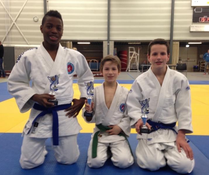 fa347be1dd6 Anthonie en Richard kampioen in Prinsenbeek - JudoGoes Nieuws - JudoGoes