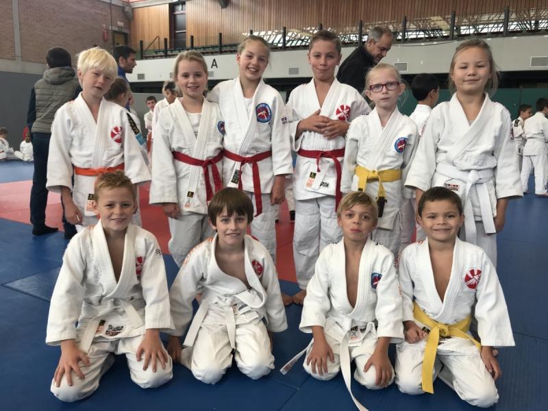 f5c4c94f6d0 Danitshia, Mika en Kylian winnen in Wachtebeke (BEL) - JudoGoes ...
