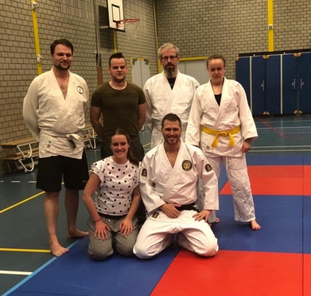 e3d2684088a Ju-Jitsu in de meivakantie - JudoGoes Nieuws - JudoGoes