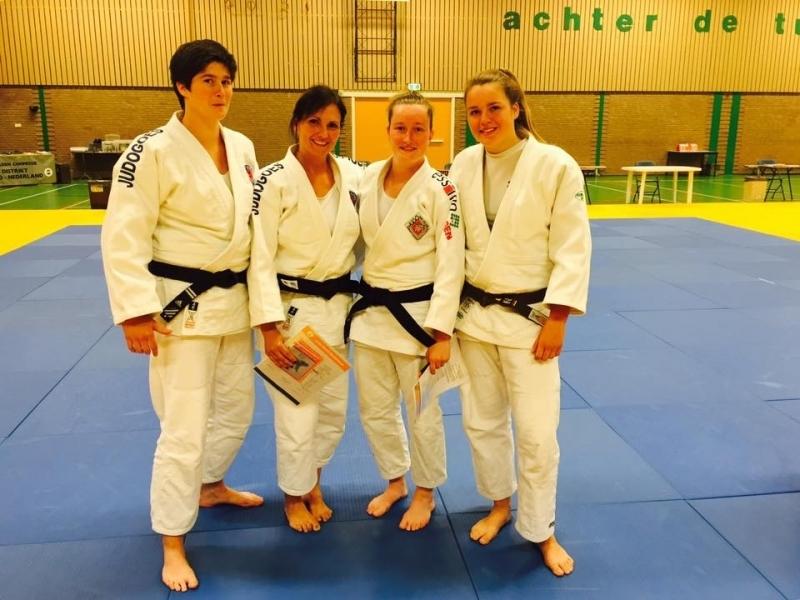 cf5c4b046a5 Katja Schikker zwarte band judo - JudoGoes Nieuws - JudoGoes